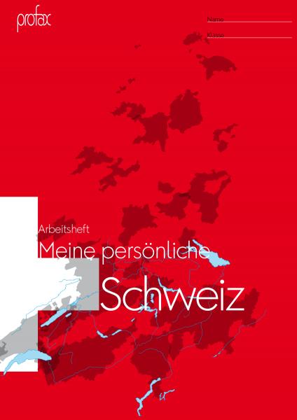 Geografie Schweiz Arbeitsheft