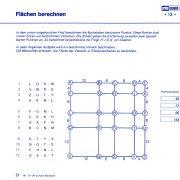 Geometrie verstehen B: Flächen berechnen