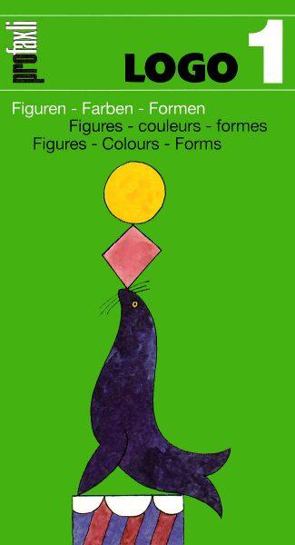 Logo 1: Figuren – Farben – Formen