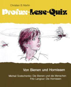 Lese-Quiz: Von Bienen und Hornissen