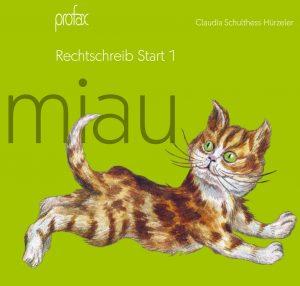 Rechtschreib-Start 1: miau