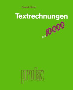 Textrechnungen bis 10'000