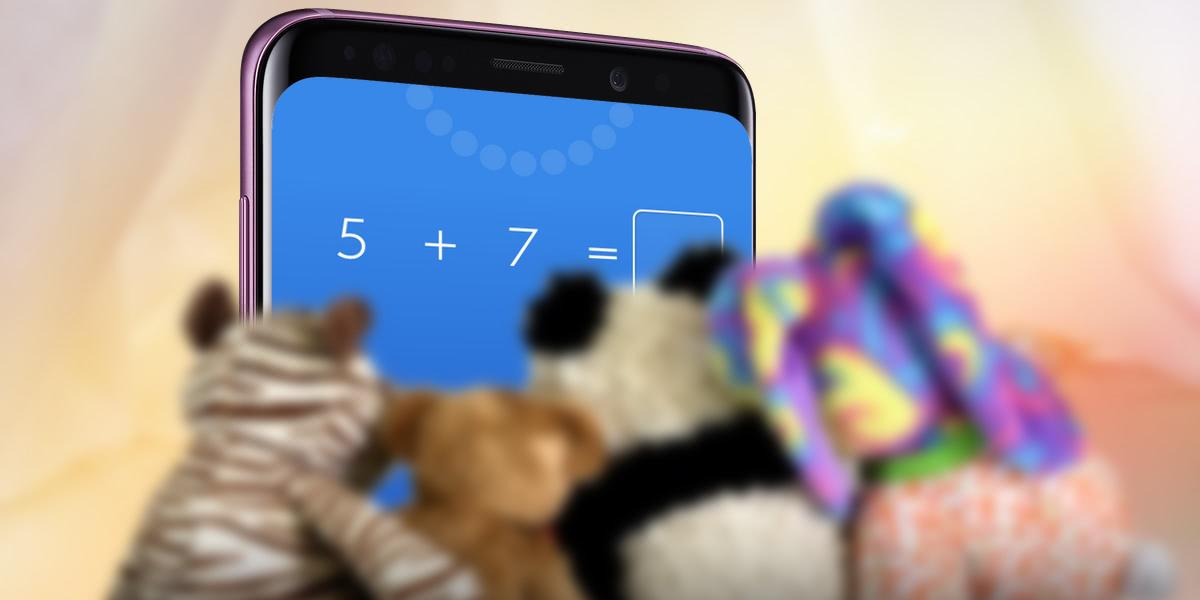 Mit dem Handy unter der Bettdecke lernen?