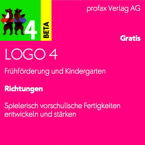 profaxonline Logo 4 – Richtungen
