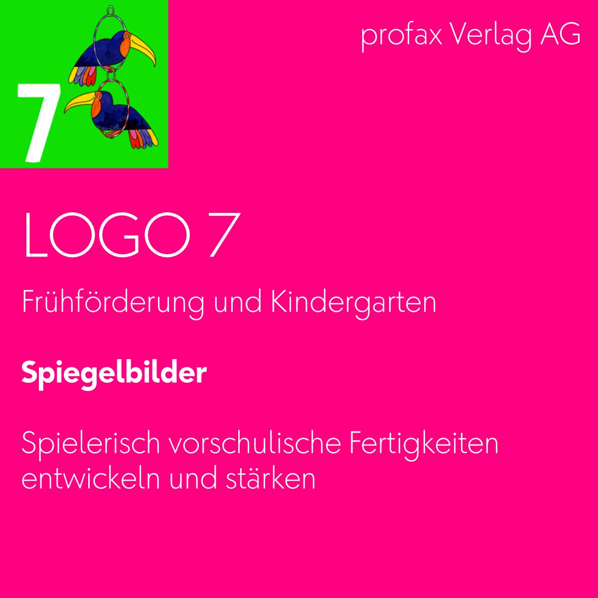 LOGO 7 – Spiegelbilder