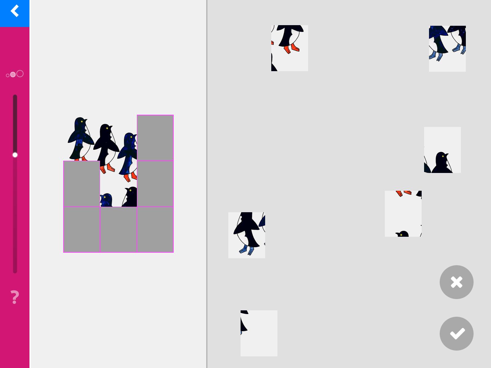 LOGO 5 – Puzzle (Stufe 2)