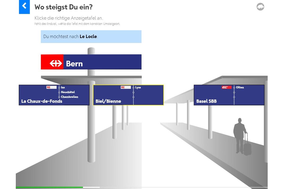 Geografie Schweiz: Den öffentlichen Verkehr nutzen